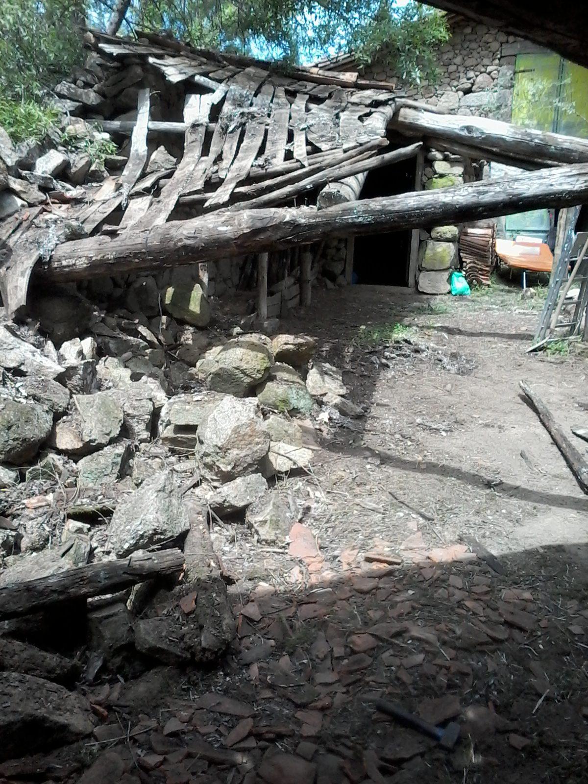 Zustand der Gebäude Anfang 2017